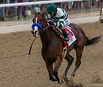August 28, 2021: Gamine #1 ridden by John Velazquez wins the Ketel One Ballerina on Travers Day at Saratoga Race Course in Saratoga Springs, N.Y. on August 28, 2021. Robert Simmons/Eclipse Sportswire/CSM