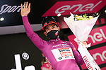 Caleb Ewan (AUS) Lotto-Soudal wins Stage 7 and takes over the points Maglia Ciclamino of the 2021 Giro d'Italia, running 181km from Notaresco to Termoli, Italy. 14th May 2021.  <br /> Picture: LaPresse/Gian Mattia D'Alberto | Cyclefile<br /> <br /> All photos usage must carry mandatory copyright credit (© Cyclefile | LaPresse/Gian Mattia D'Alberto)