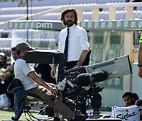 \ja during the  italian serie a soccer match,Fiorentina - Juventus at  theStadio Franchi in  Florence Italy ,
