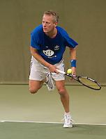 12-03-11, Tennis, Rotterdam, NOVK, Gerrit Homstra