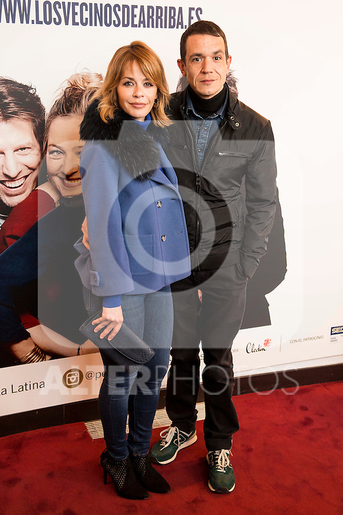 "Maria Adanez attends to the premiere of the theater play ""Los Vecinos de Arriba"" of the director Cesc Gayt at Teatro La Latina in Madrid. April 13, 2016. (ALTERPHOTOS/Borja B.Hojas)"