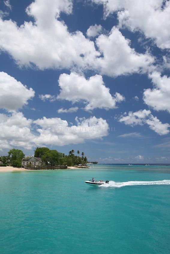 West coast catamaran cruise and snorkel trip.Tiami Cruises.Barbados.
