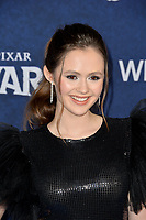 "LOS ANGELES, CA: 18, 2020: Olivia Sanabia at the world premiere of ""Onward"" at the El Capitan Theatre.<br /> Picture: Paul Smith/Featureflash"