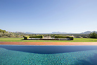 BNPS.co.uk (01202) 558833. <br /> Pic: Hamptons/BNPS<br /> <br /> Pictured: The swimming pool.<br /> <br /> A stunning villa where Love Island was filmed is on the market for £5.94m.<br /> <br /> Fans of the show - where singletons live together and couple up to stay in the villa and win a cash prize - might recognise this beautiful home from the Australian spin-off.<br /> <br /> The elegant six-bedroom property, which has a pool and a vineyard, was used in the first series of the Australian version, filmed in 2018 but only aired in the UK last year.