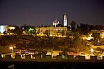 Old City At Night