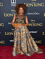 "LOS ANGELES, USA. July 10, 2019: Alfre Woodard at the world premiere of Disney's ""The Lion King"" at the Dolby Theatre.<br /> Picture: Paul Smith/Featureflash"