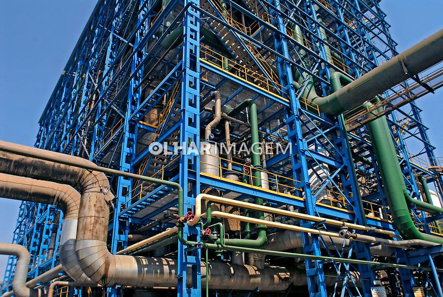 Indústria de açucar e alcool Usina Costa Pinto. Piracicaba. São Paulo. 2007. Foto de Ricardo Azoury.