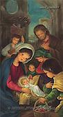 Sue Allison, HOLY FAMILIES, paintings, BRTOCH08637,#XR# Weihnachten, Navidad, illustrations, pinturas