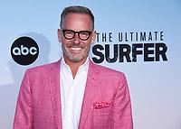 "12 August 2021 - Santa Monica, California - Erik Logan. ABC's ""Bachelor In Paradise"" And ""The Ultimate Surfer"" Premiere. Photo Credit: Billy Bennight/AdMedia"