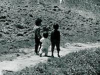 in Puyo, Korea 1986