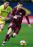 FC Barcelona's Leo Messi during La Liga match. December 10,2017. (ALTERPHOTOS/Acero)<br /> Liga Campionato Spagna 2017/2018<br /> Foto Alterphotos / Insidefoto <br /> ITALY ONLY