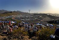 Apr 22, 2006; Phoenix, AZ, USA; Fans watch the Subway Fresh 500 at Phoenix International Raceway. Mandatory Credit: Mark J. Rebilas-US PRESSWIRE Copyright © 2006 Mark J. Rebilas..