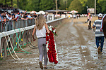 August 21, 2021: Malathaat #6, ridden by jockey John Velazquez win the Grade 1 Alabama Stakes at Saratoga Race Course in Saratoga Springs, N.Y. on August 21st, 2021. Rob Simmons/Eclipse Sportswire/CSM