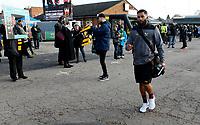 Photo: Richard Lane/Richard Lane Photography. Gallagher Premiership. Northampton Saints v Wasps. 17/11/2018. Wasps' captain, Lima Sopoaga.