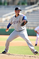 Eric Hurley - Surprise Rafters - 2010 Arizona Fall League.Photo by:  Bill Mitchell/Four Seam Images..
