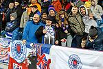 26.12.2019 Rangers v Kilmarnock: Rangers fans