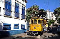 Bondinho de Santa Tereza. Rio de Janeiro. 2008. Foto de Ricardo Azoury.