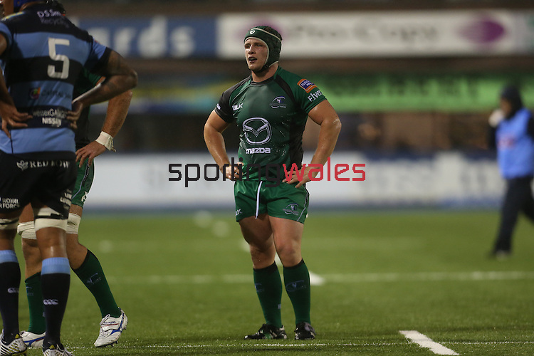 Connacht hooker Jason Harris-Wright<br /> RaboDirect Pro 12<br /> Cardiff Blues v Connacht<br /> Cardiff Arms Park<br /> 13.09.13<br /> <br /> ©Steve Pope-SPORTINGWALES