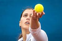 Amstelveen, Netherlands, 5  Juli, 2021, National Tennis Center, NTC, AmstelveenWomans Open,  Fourlis, Jaimee<br /> (AUS)<br /> Photo: Henk Koster/tennisimages.com