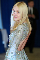 WASHINGTON, DC - APRIL 28: Dakota Fanning attends the 2012 White House Correspondents Dinner at the Washington Hilton Hotel in Washington, D.C  on April 28, 2012  ( Photo by Chaz Niell/Media Punch Inc.)
