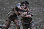 Div 2 Rugby - Wanderers v Huia