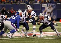Der Speilzug beginnt<br /> New York Giants vs. New England Patriots<br /> *** Local Caption *** Foto ist honorarpflichtig! zzgl. gesetzl. MwSt. Auf Anfrage in hoeherer Qualitaet/Aufloesung. Belegexemplar an: Marc Schueler, Am Ziegelfalltor 4, 64625 Bensheim, Tel. +49 (0) 6251 86 96 134, www.gameday-mediaservices.de. Email: marc.schueler@gameday-mediaservices.de, Bankverbindung: Volksbank Bergstrasse, Kto.: 151297, BLZ: 50960101