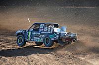 Dec. 10, 2011; Chandler, AZ, USA;  LOORRS pro lite unlimited driver Cameron Steele during round 15 at Firebird International Raceway. Mandatory Credit: Mark J. Rebilas-