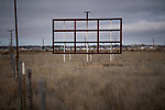 Field.<br /> Route 90.<br /> Marfa, Texas. 01.02.2019<br /> Photo by Thierry Gourjon.
