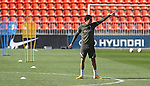 Atletico de Madrid's Jose Maria Gimenez during training session. September 7,2020.(ALTERPHOTOS/Atletico de Madrid/Pool)