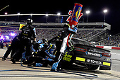 Monster Energy NASCAR Cup Series<br /> Federated Auto Parts 400<br /> Richmond Raceway, Richmond, VA USA<br /> Sunday 10 September 2017<br /> Erik Jones, Furniture Row Racing, SiriusXM Toyota Camry<br /> World Copyright: Rusty Jarrett<br /> LAT Images