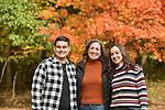 Angela Rosser Family Fall 2020