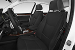 Front seat view of 2017 BMW X4 xDrive28i 5 Door SUV Front Seat  car photos