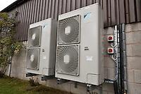 Daikin Heat Pump installation