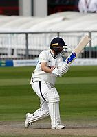 29th May 2021; Emirates Old Trafford, Manchester, Lancashire, England; County Championship Cricket, Lancashire versus Yorkshire, Day 3; Adam Lyth of Yorkshire