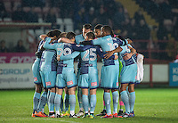 Exeter City v Wycombe Wanderers - 31.01.2017