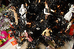 Star Wars figures adorn one tree at the Trees of Hope Gala benefitting Star of Hope children's programs at the HIlton Americas Hotel Friday Nov. 20,2009. (Dave Rossman/For the Chronicle)