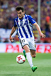 Ibai Gomez of Club Deportivo Alaves during the match of  Copa del Rey (King's Cup) Final between Deportivo Alaves and FC Barcelona at Vicente Calderon Stadium in Madrid, May 27, 2017. Spain.. (ALTERPHOTOS/Rodrigo Jimenez)