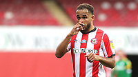 Bryan Mbeumo of Brentford during Brentford vs Preston North End, Sky Bet EFL Championship Football at Griffin Park on 15th July 2020
