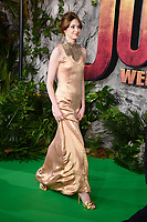 "Karen Gillan<br /> arriving for the ""Jumanji: Welcome to the Jungle"" premiere at the Vue West End, Leicester Square, London<br /> <br /> <br /> ©Ash Knotek  D3358  07/12/2017"