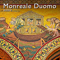 Monreale Cathedral   Sicily Pictures Photos Images & Fotos