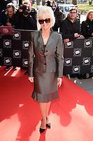 Debbie McGee<br /> arriving for TRIC Awards 2018 at the Grosvenor House Hotel, London<br /> <br /> ©Ash Knotek  D3388  13/03/2018