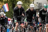Peter Sagan (SVK/Bora-Hansgrohe)<br /> <br /> Elite Men Road Race from Leeds to Harrogate (shortened to 262km)<br /> 2019 UCI Road World Championships Yorkshire (GBR)<br /> <br /> ©kramon