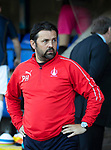 St Johnstone v Falkirk…24.07.18…  McDiarmid Park    Betfred Cup<br />Falkirk manager Paul Hartley<br />Picture by Graeme Hart. <br />Copyright Perthshire Picture Agency<br />Tel: 01738 623350  Mobile: 07990 594431