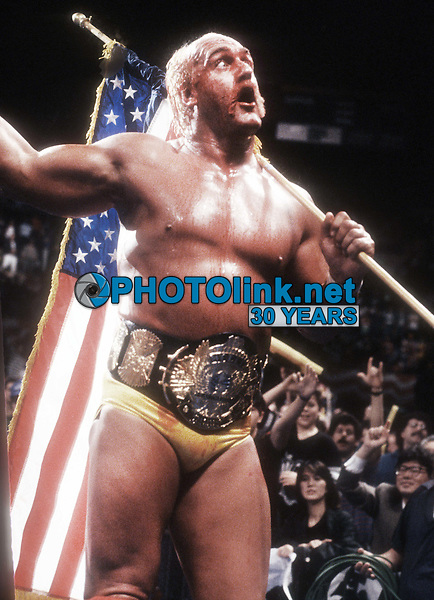 #HulkHogan 1990<br /> Photo By John Barrett/PHOTOlink.net