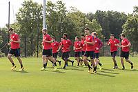 USMNT Training, August 28, 2017
