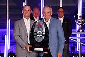 Barry Wanser,  Mike Hull, Chip Ganassi, Ricky Davis, Chief Mechanic,  Chip Ganassi Racing Honda,