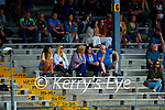 Spectators watch on during the Allianz Football League Division 1 Semi-Final, between Tyrone and Kerry at Fitzgerald Stadium, Killarney, on Saturday.