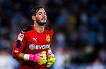 SHENZHEN - JULY 28: Borussia Dortmund goalkeeper Roman Buerki during the match between Borussia Dortmund vs Manchester City FC at the 2016 International Champions Cup China match at the Shenzhen Stadium on 28 July 2016 in Shenzhen, China. (Photo by Power Sport Images/Getty Images)