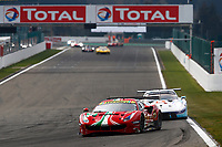 #51 AF CORSE (ITA) - FERRARI 488 GTE EVO - LMGTE PRO-ALESSANDRO PIER GUIDI (ITA) / JAMES CALADO (GBR)