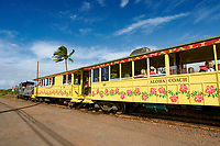 Sugar Cane Train, Maui, Hawaii, USA